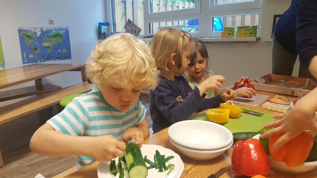 Kindergarten Volksdorf